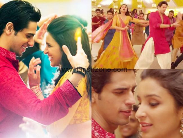 Punjabi Wedding Song Of Hasee Toh Phasee - Unique Wedding ...