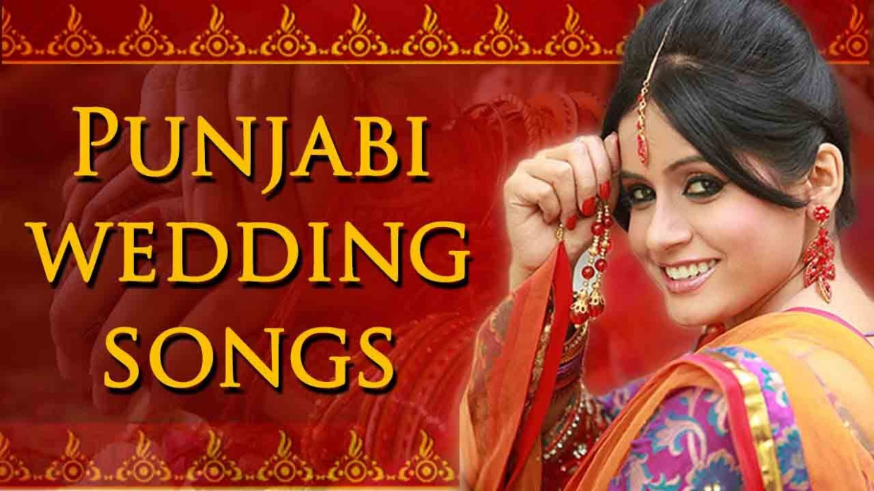 Punjabi Wedding Songs Collection - Miss Pooja - Teeyan ...