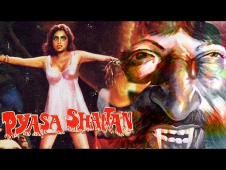 Pyasa Shaitan | B Grade Hot Horror Hindi Full Movie - YouTube