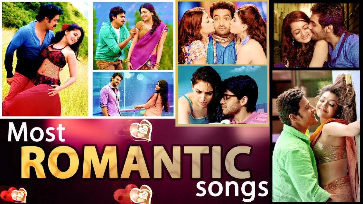 """Best Romantic Songs"" Of Tollywood 2013 Valentine Jukebox ..."