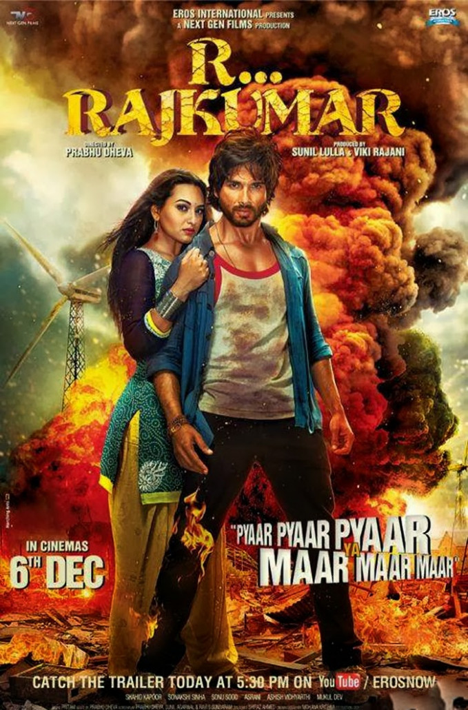 R........ Rajkumar 2013 Hindi Movie Songs Mp3 Download ...