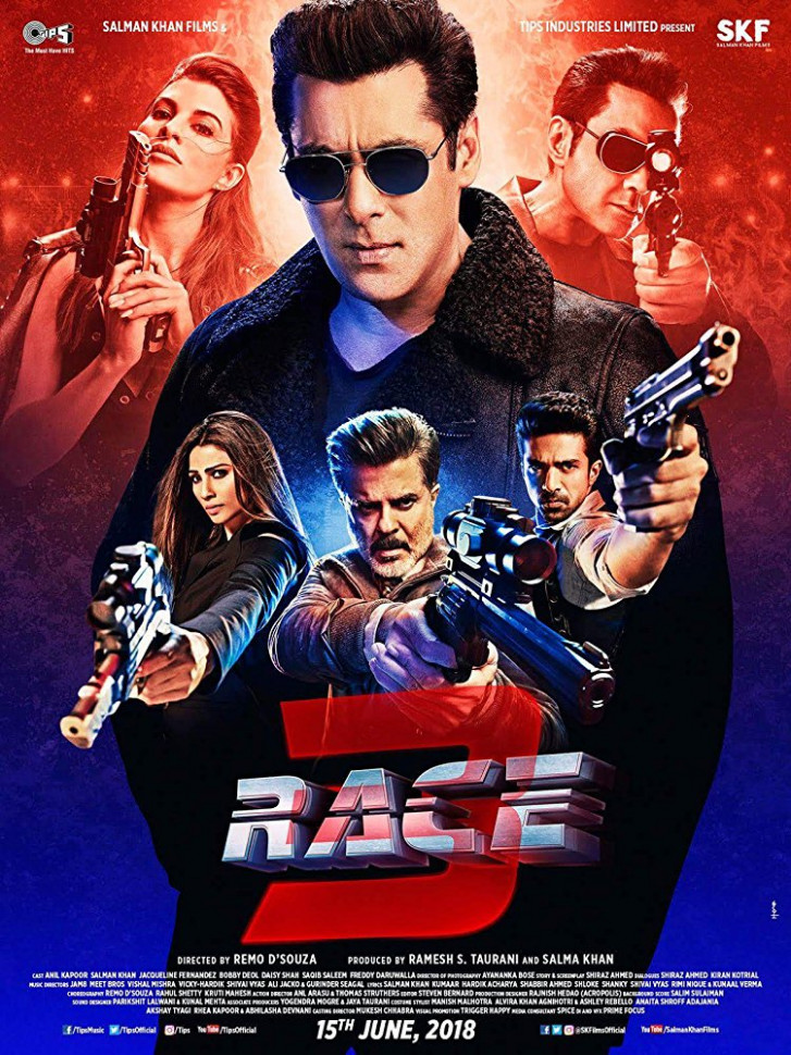 Race 3 (2018) Hindi Full Movie Watch Online Free ...