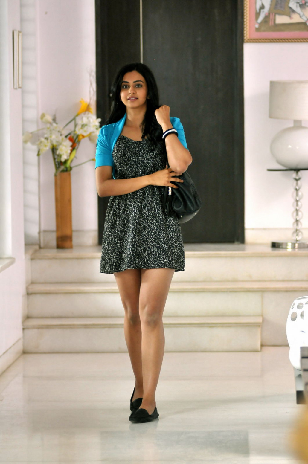 Rakul Preet Singh Beautiful Stills From Rough Movie ...