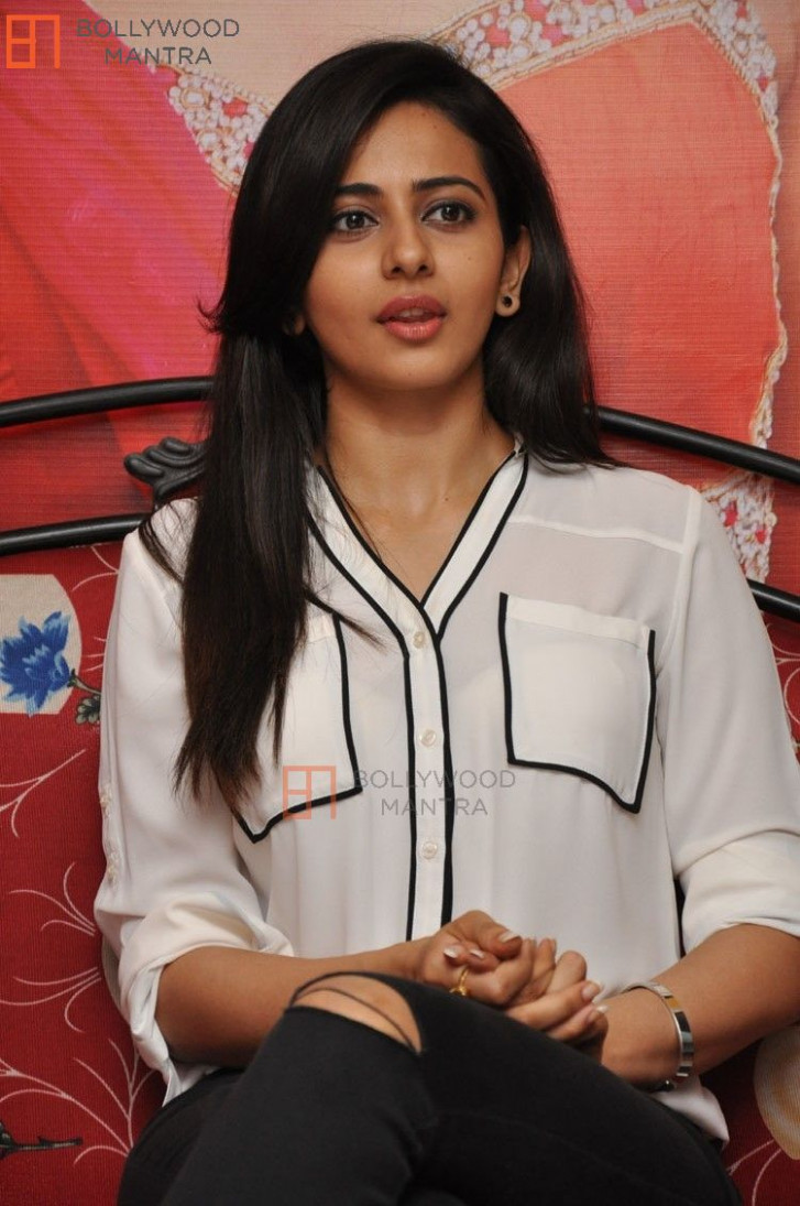Rakul Preet Singh | Tollywood Movie 'Kick 2' Press ...