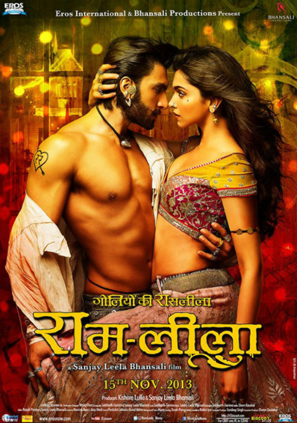 Ram Leela (2013) Hindi Movie Download Free | Muzicbd4u.Com