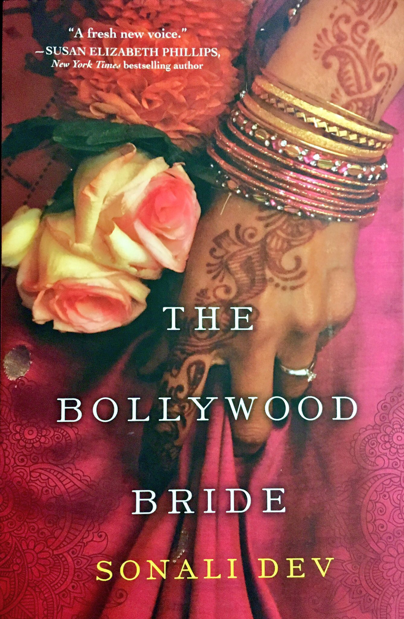 READ THE WORLD – India: The Bollywood Bride by Sonali Dev ...