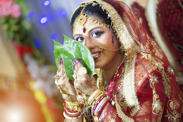 Real Brides of India: A Bengali Bride Tells The Story Of ...