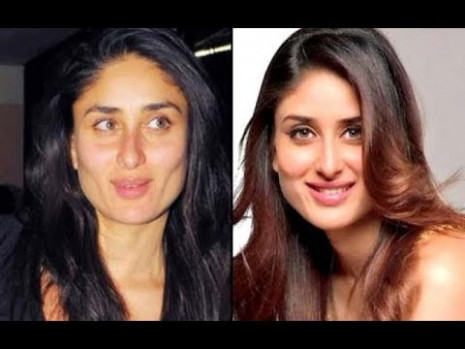 Real face of Bollywood actress Without MakeUp must Watch ...