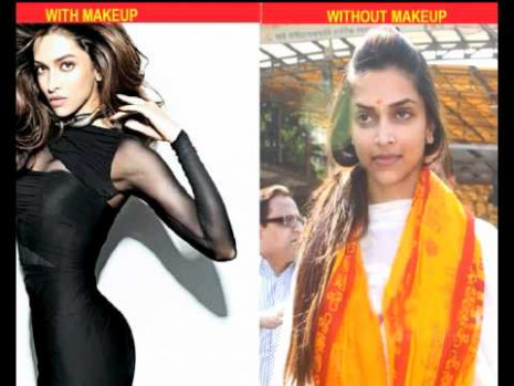 Real face of bollywood actresses without makeup - YouTube