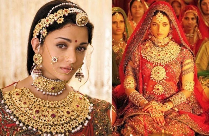 Reel Bollywood Brides that Inspire Real Brides - AD Singh