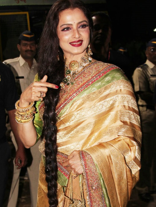 Rekha - Bollywood Bubble (189075)
