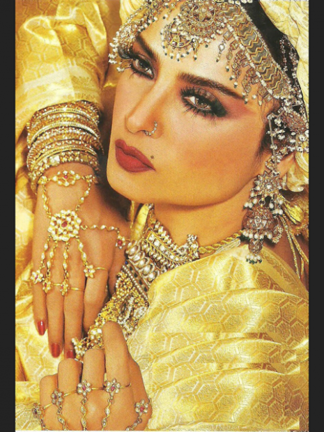Rekha - Bollywood Icon