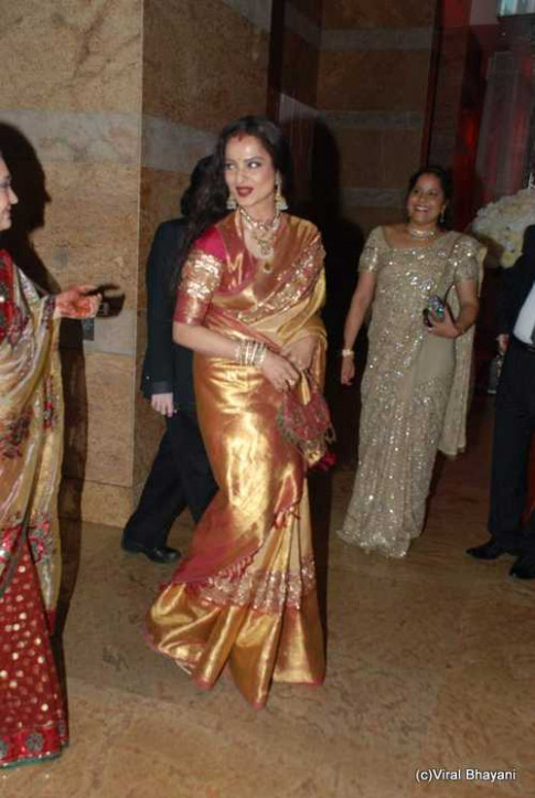 rekha marriage | amanin