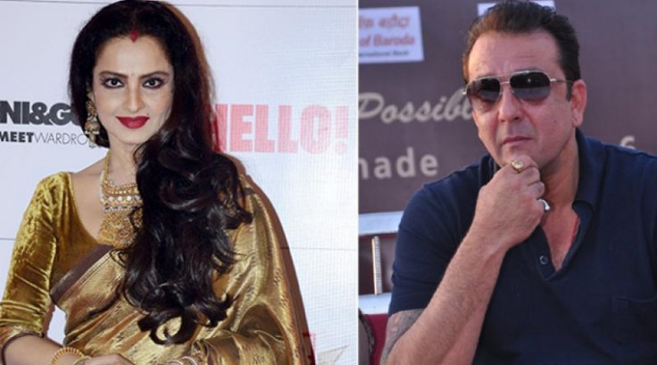Rekha married Sanjay Dutt in a secret ceremony? Here's the ...