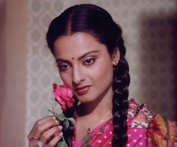 Rekha photos: 50 rare HD photos of Rekha | The Indian Express
