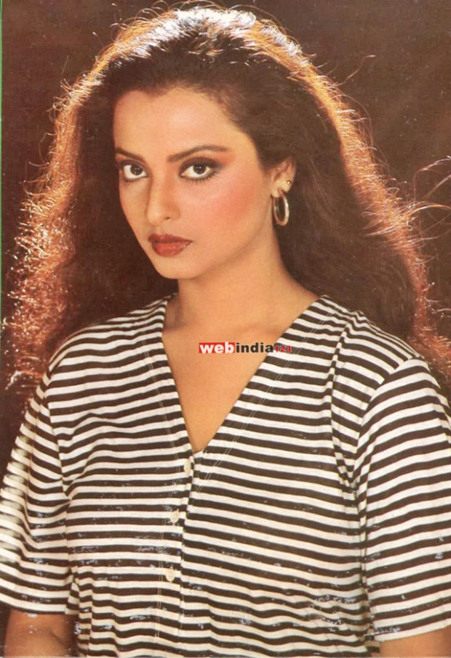 Rekha , Rekha Photo Gallery, Rekha Videos, Actress Rekha ...