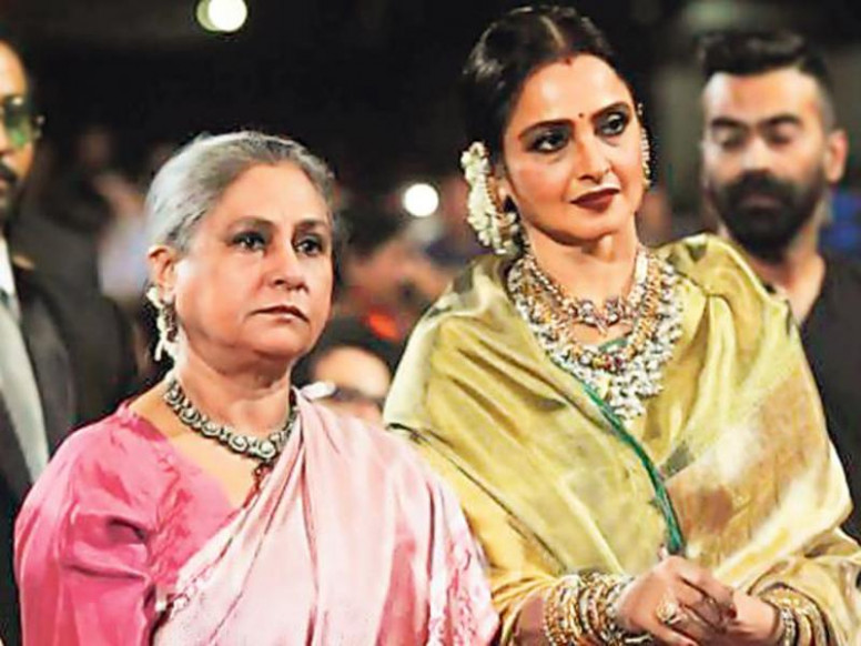 Rekha Reveals The Truth About Her Relationship With ...