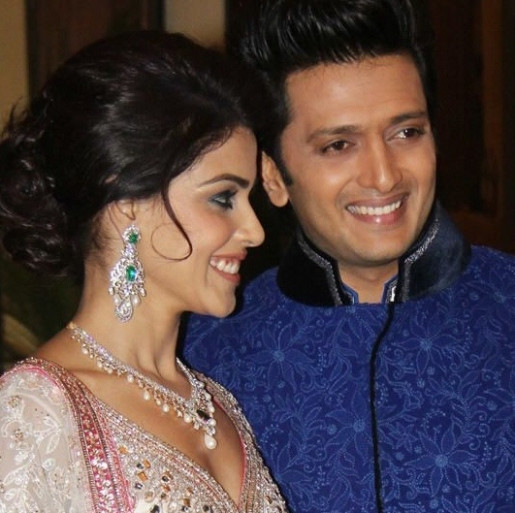 Ritesh and Genelia Got Married - Arabia Weddings