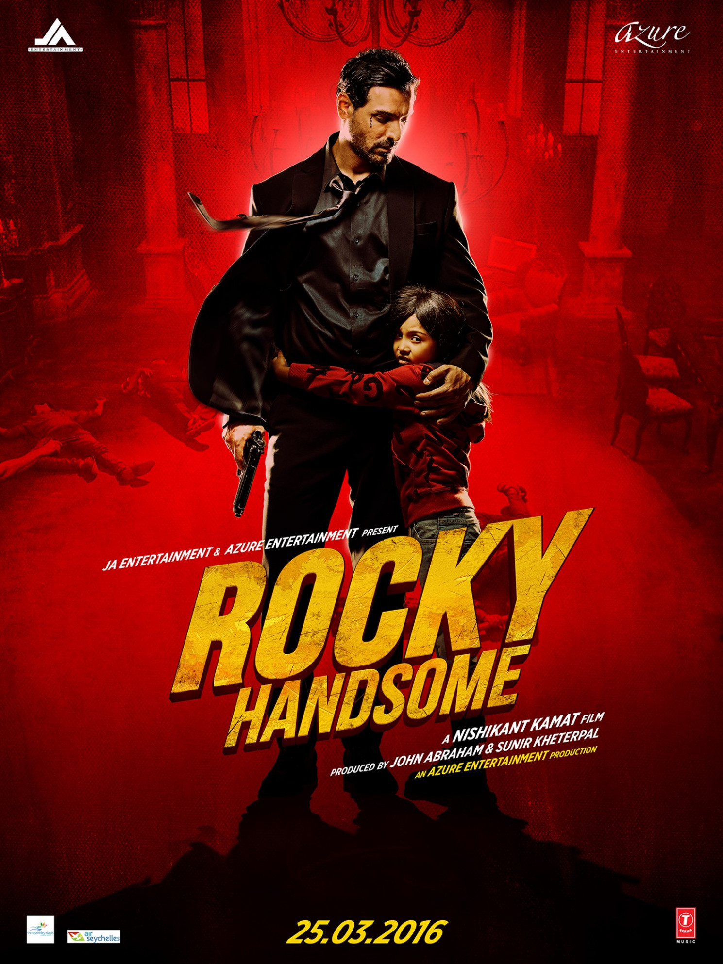 Rocky Handsome Hindi Movie Watch Online | Todaypk Movies