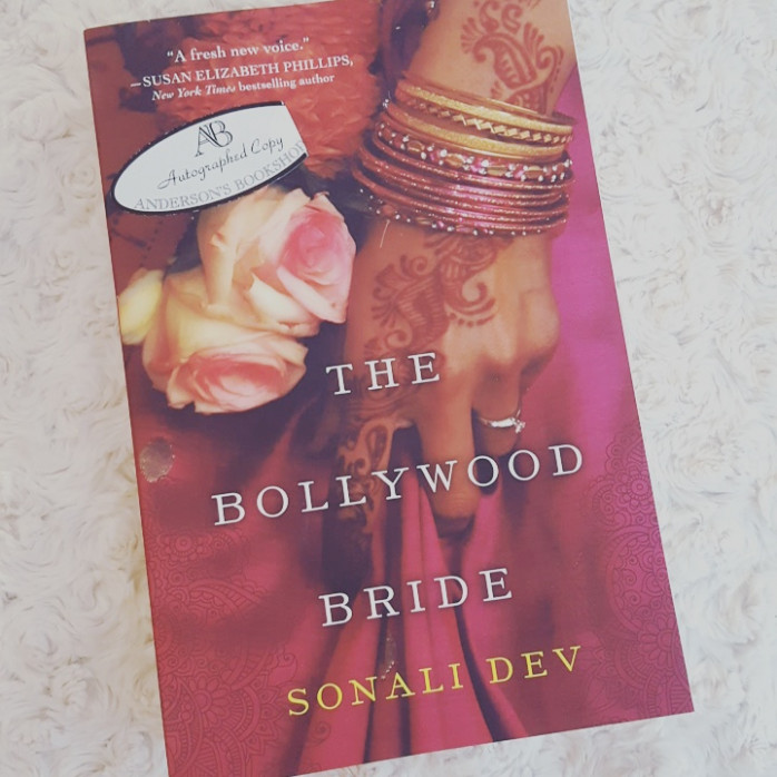 Romantically Inclined Reviews: The Bollywood Bride by ...