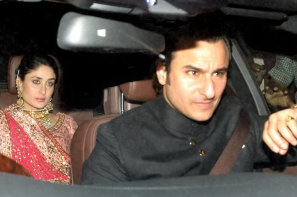 Saif and Kareena Wedding – Date, Photo, Location, Details