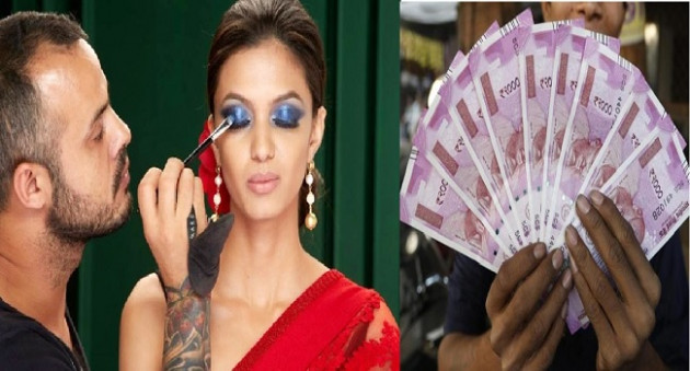 Salary of Bollywood celeb's Make Up Artists will make you ...
