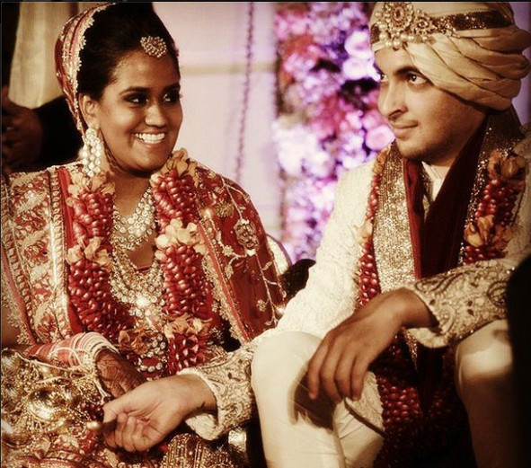 Salman Khan shares sister Arpita's wedding pictures ...