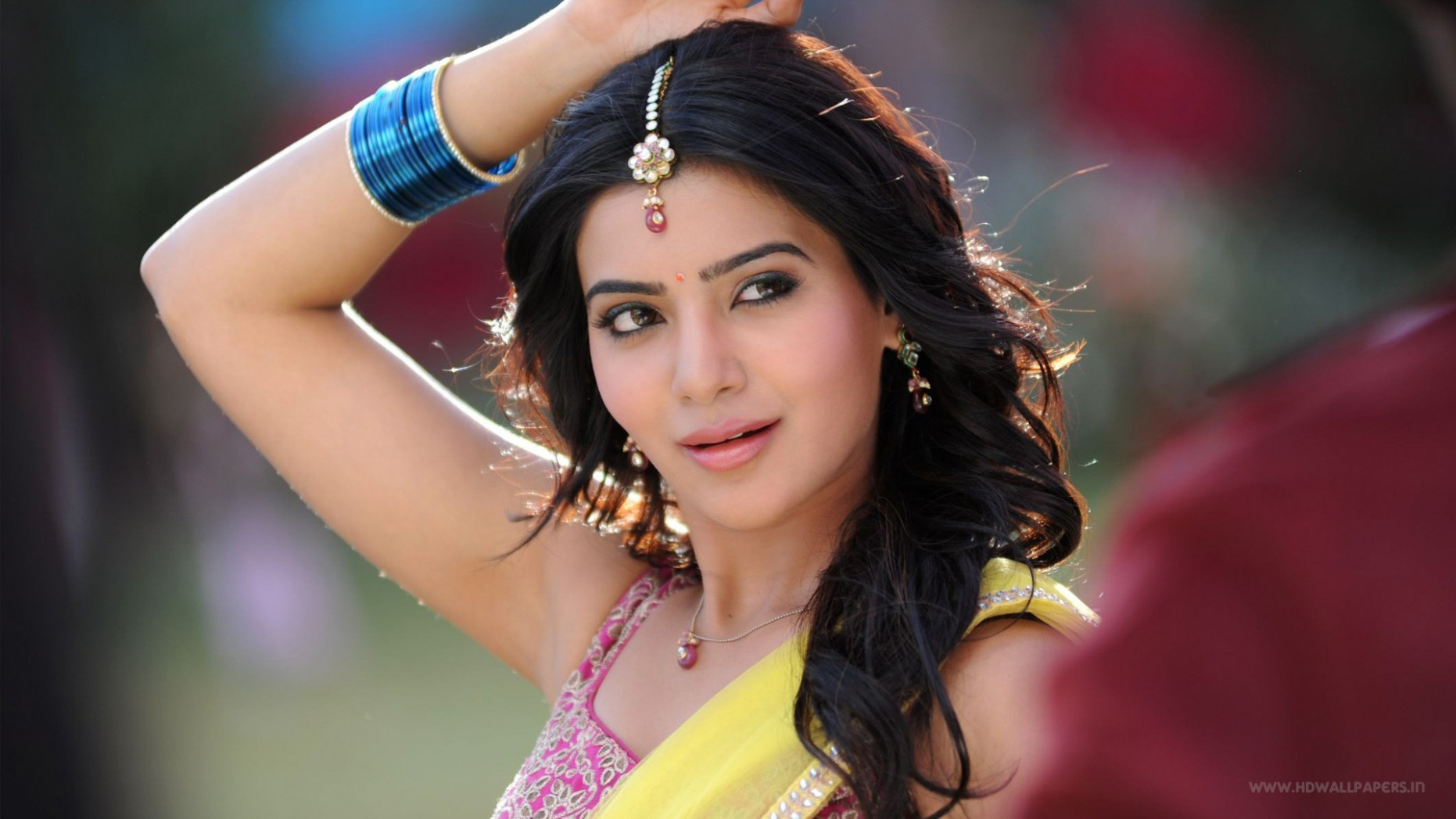 Samantha Tollywood Wallpapers | HD Wallpapers | ID #17430