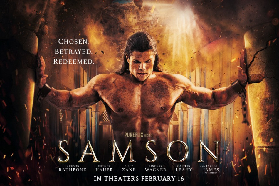 Samson (2018) Hindi Dubbed DVDRip Full Movie Download ...