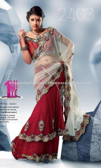 saree dance