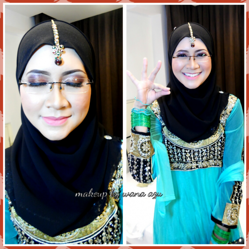 Servis make-up Azu: Makeup Dinner Hotel Avillion Admiral ...