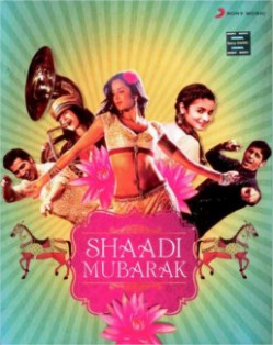 Shaadi Mubarak 3CD Set : movie Shaadi Mubarak 3CD Set ...