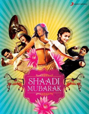 Shaadi Mubarak Hindi 3 Cd Set(bollywood/songs/2014)