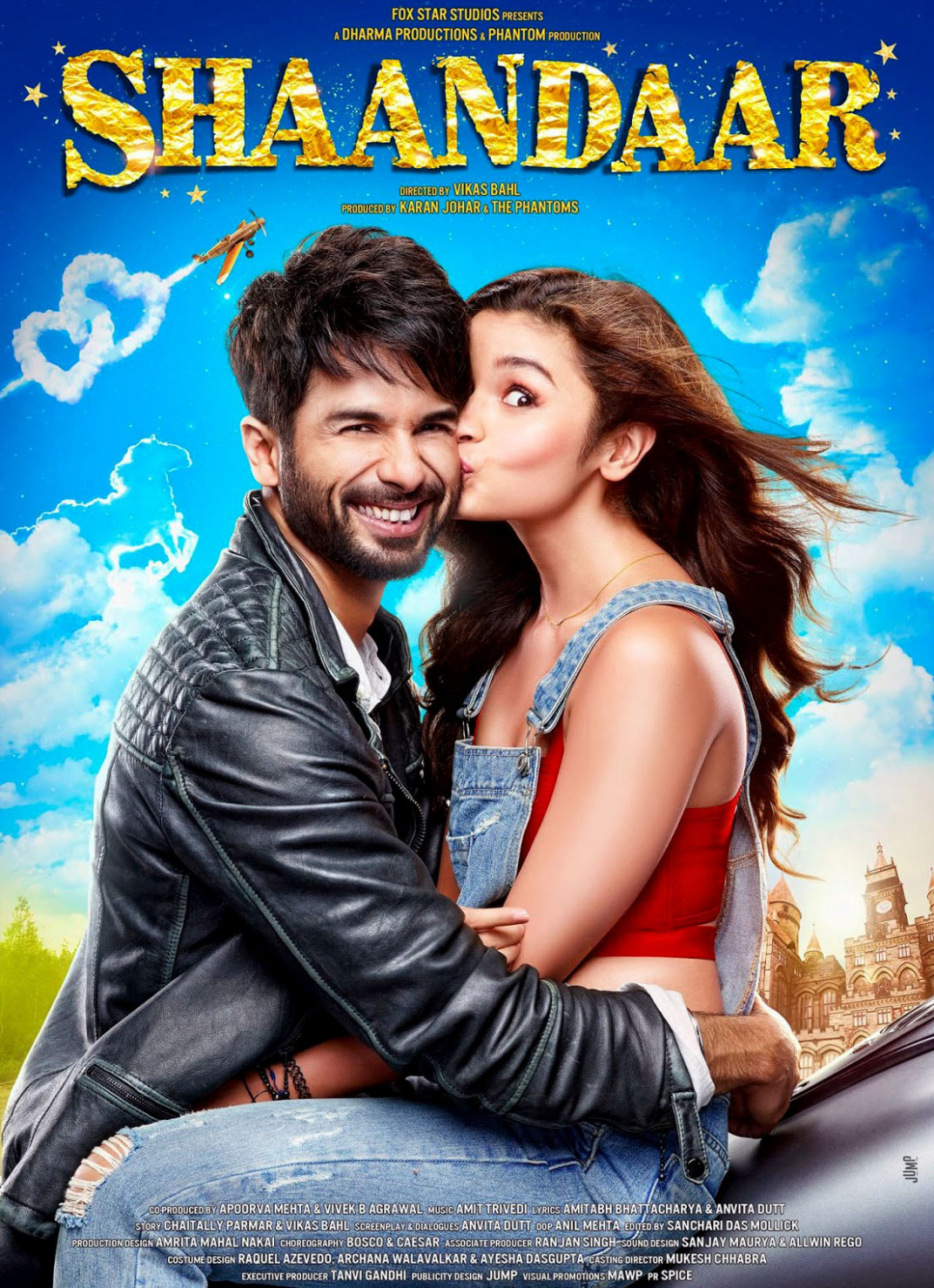 Shaandaar Hindi Full Movie Watch Online | Todaypk Movies