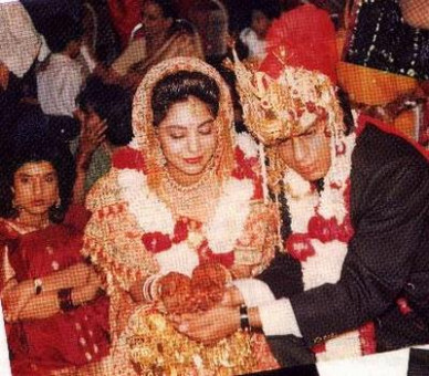 Shahrukh Khan Wedding Video, Photos | Wedding Photos Of ...