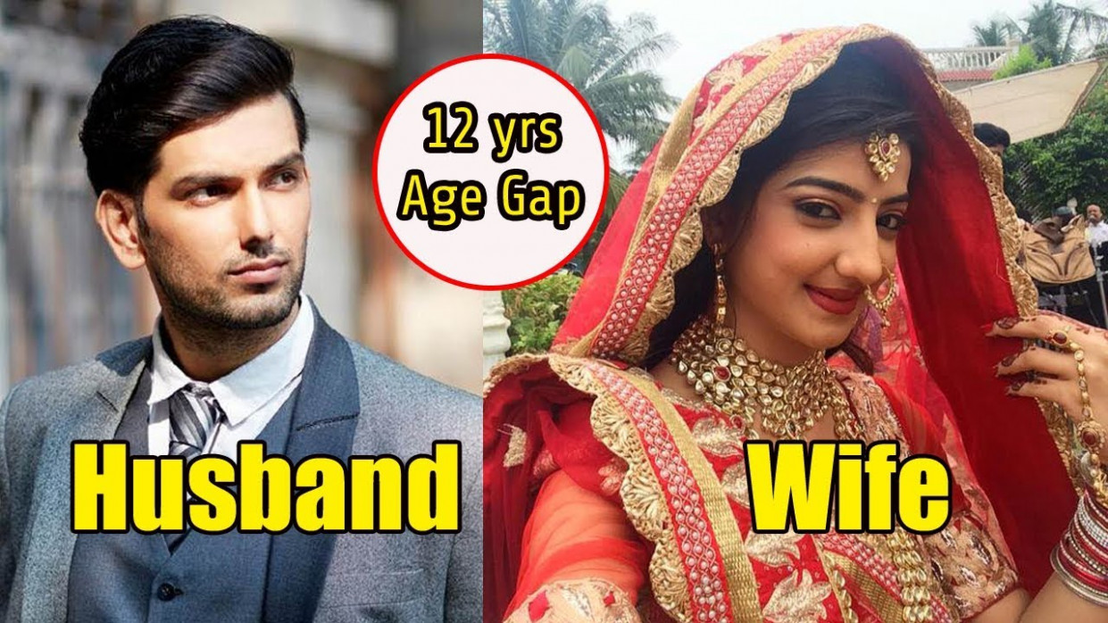 SHOCKING Age Gap of Television & Bollywood Couples ...