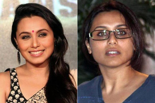 Shocking Pictures of Bollywood Actresses Without Makeup