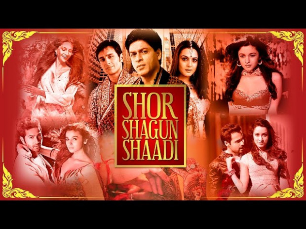 Shor Shagun Shaadi The Ultimate Bollywood Wedding Mix Best ...