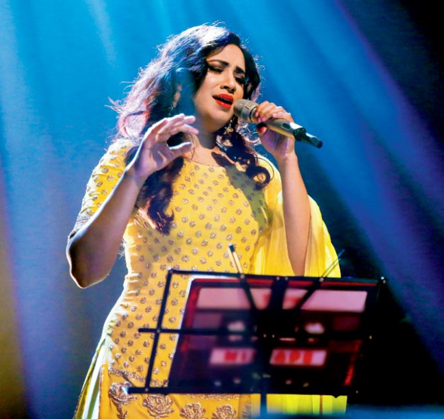 Shreya Ghoshal: Excited about 'Padmavati' songs ...