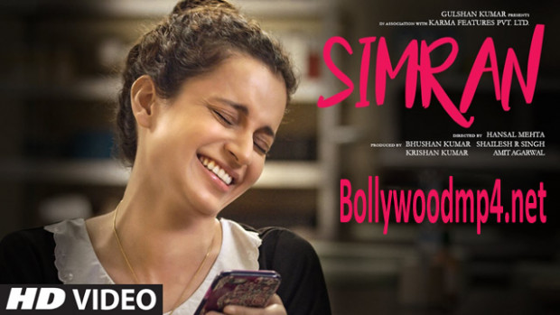 Simran Video Songs (2017) : MP4 Videos - bollywood wedding video songs free download