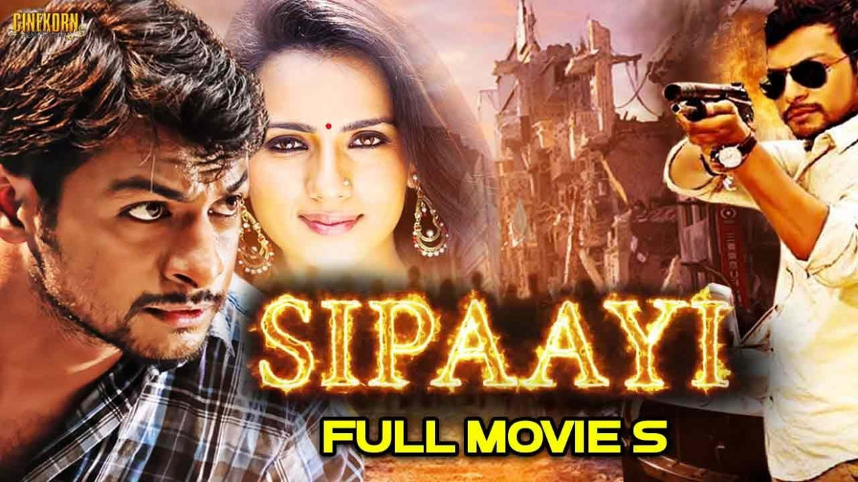 Sipaayi Hindi Dubbed Action Movie 2018 | Kannada Dubbed ..