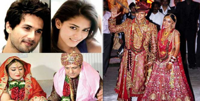 Six Bollywood stars who went for arranged marriage ...