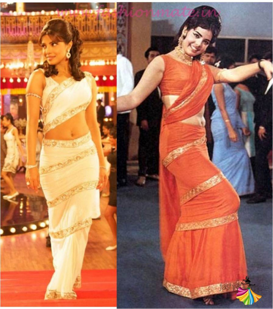 Smart Ways to Wear Sarees and Accentuate Your Body Type ...