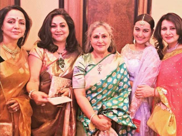 Sonakshi Sinha 's Brother marriage Wedding pics With ...