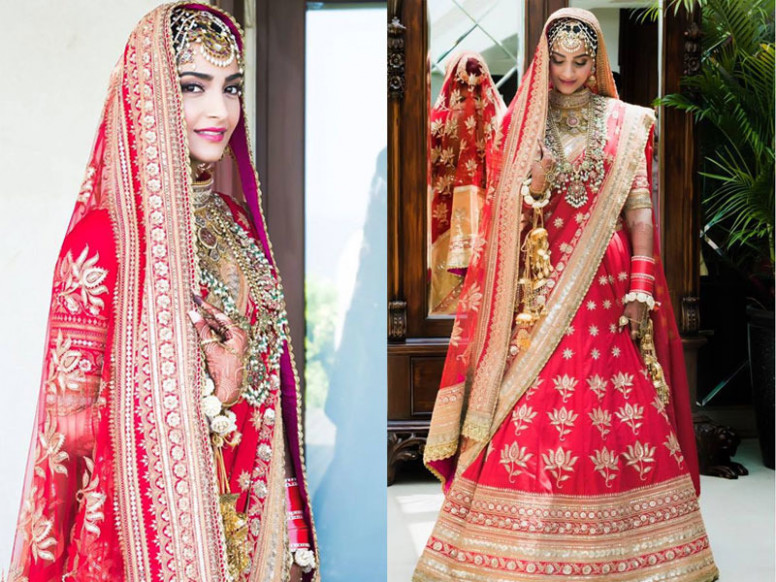 Sonam Kapoor - Anand Ahuja Marriage Photos, Wedding videos ...