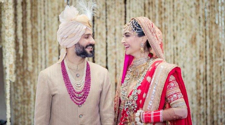 Sonam Kapoor and Anand Ahuja marriage: Highlights