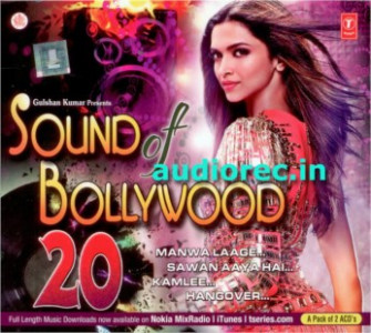 Sound Of Bollywood 20 CD : movie Sound Of Bollywood 20 CD ...