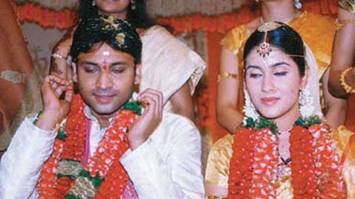 south india tollywood celebrity unseen marriage photos ...