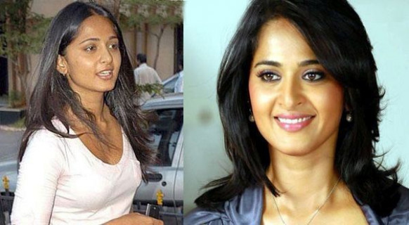 South Indian Actress With and Without Make Up - Photos ...