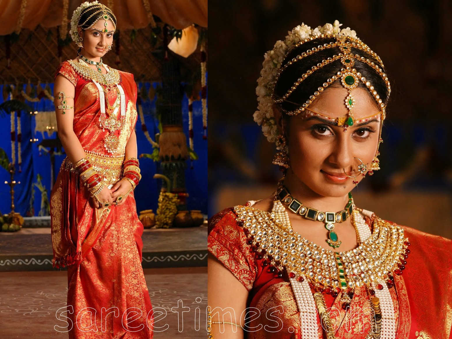 South indian bridal jewellery designs |Bridal Jewellery